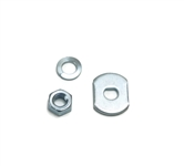 LG Kenmore 383EEL9001G Washer Nut and Lockring Kit