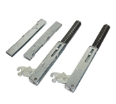 Whirlpool 12002489 Oven Door Hinge Kit