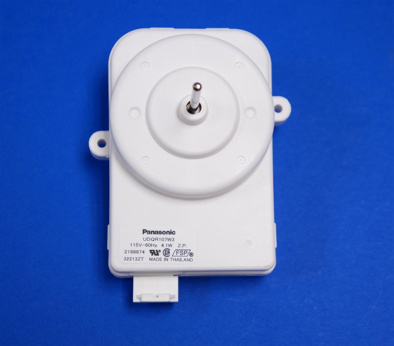 Ships Free Whirlpool Wp2188874 Condenser Fan Motor