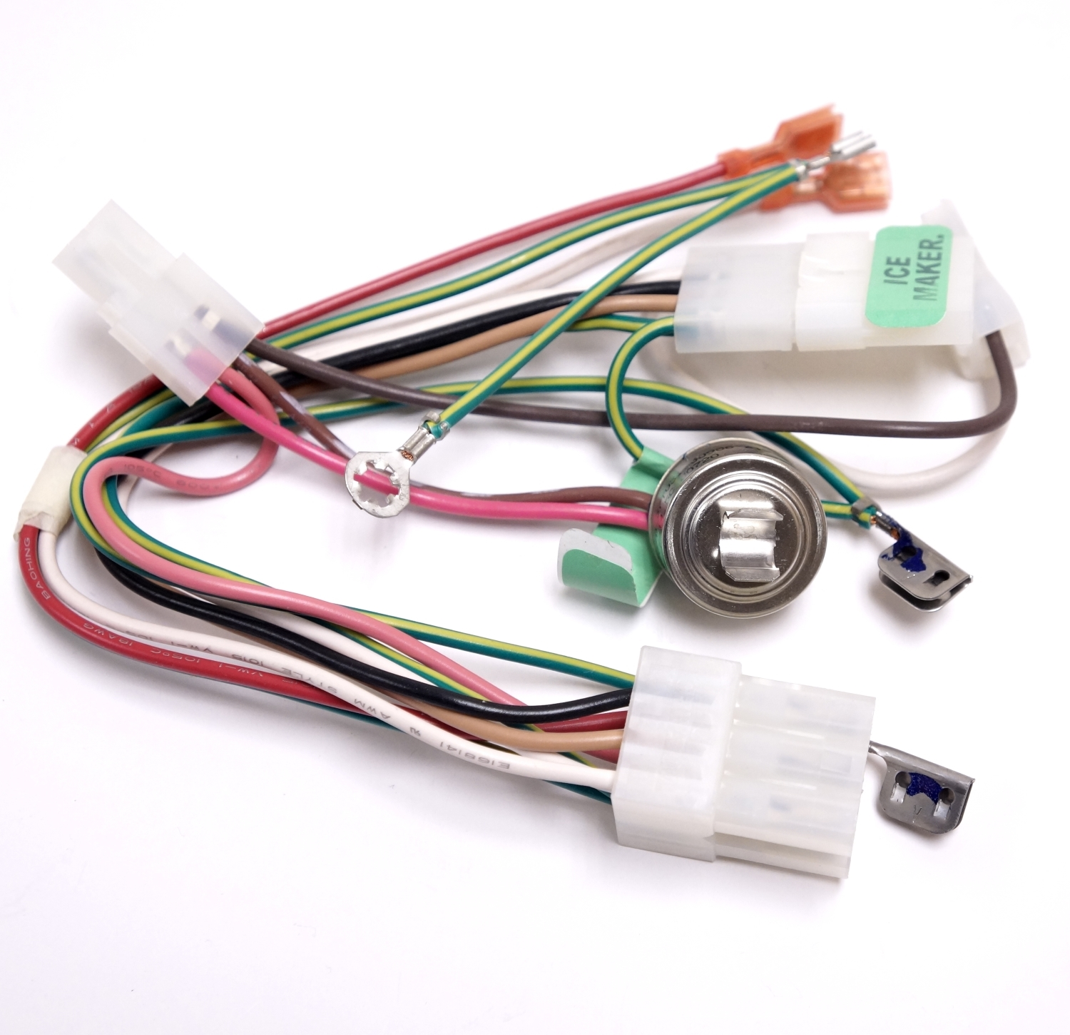 Whirlpool WP2192096 Freezer Wire Harness on cable harness, radio harness, engine harness, nakamichi harness, suspension harness, amp bypass harness, electrical harness, safety harness, oxygen sensor extension harness, battery harness, maxi-seal harness, dog harness, pet harness, obd0 to obd1 conversion harness, alpine stereo harness, fall protection harness, pony harness,
