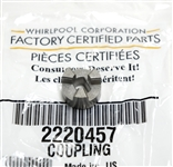 Whirlpool Refrigerator Ice Auger Coupling WP2220457