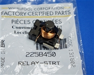 Whirlpool WP2258450 Refrigerator Start Relay