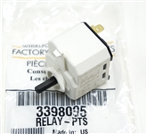 Whirlpool Dryer Start Switch WP3398095