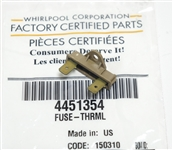 Whirlpool WP4451354 Oven Thermal Fuse