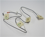 Whirlpool WP4456905 Cooktop Burner Switch Harness