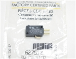 Whirlpool 627512 Microswitch