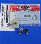 Whirlpool 675382 Compactor Switch Kit