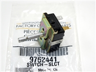 Whirlpool WP9762441 Range Accusimmer Switch