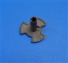Whirlpool WPDE67-00213A Microwave Turntable Coupler