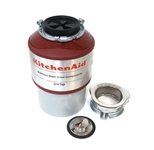 KitchenAid KCDI075BA 3/4 HP Continuous Feed Garbage Disposer