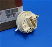 Whirlpool WPW10163980 Washer Pressure Switch