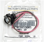 Whirlpool WPW10225581 Defrost Thermostat