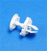 Whirlpool WPW10503549 1/4 Turn Panel Fastener