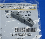 Whirlpool WPW10508950 Dishwasher Rack Stop