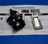 Whirlpool W10619006 Dishwasher Door Latch