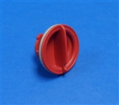 Whirlpool W10864394 Rinseaid Dispenser Cap (Red)