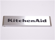 KitchenAid W10909682 Appliance Nameplate