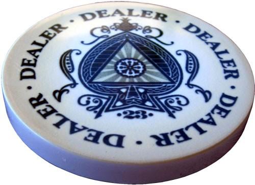 Custom dealer button poker 2011 world series of poker main event