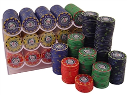 Archetype Poker Chips