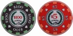 Say no to Fantasy Poker Chips