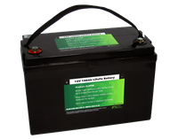 CLIPHB Grengine  12.8V 102Ah Group 31 Lithium Battery