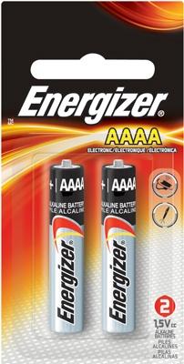 Energizer AAAA Battery - E96BP-2