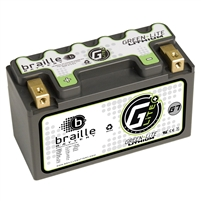 BRAILLE G7 - GreenLite lithium battery 214 PCA