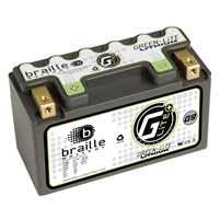BRAILLE G9 - GreenLite lithium battery 345 PCA