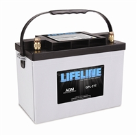 Lifeline GPL-27T Marine & RV Battery
