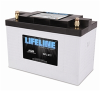Lifeline GPL-31T Marine & RV Battery