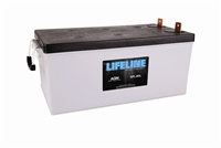 Lifeline GPL-8DL AGM Marine & RV Battery