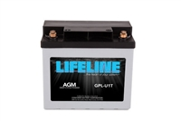 Lifeline GPL-U1T AGM Marine & RV Battery