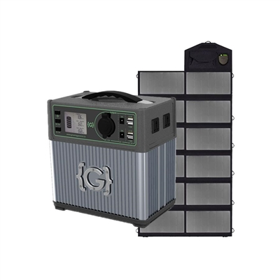GRENGINE ULTRALITE COMBO Power Station with Solar Panel