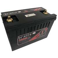 BRAILLE I31S - Intensity lithium (Extreme Cranking Power) battery