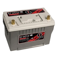 BRAILLE I65S INTENSITY (EXTREME CRANKING POWER) LITHIUM 2665 PCA