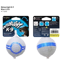 METEOR LIGHT BALL K-9 BLUE