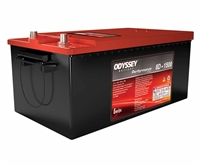 ODYSSEY Performance Series Battery ODP-AGM8D (8D-1500)