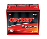 ODYSSEY Extreme Series Battery ODS-AGM16LMJ (PC680MJ)