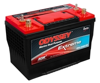 ODYSSEY Extreme Series Battery ODX-AGM27M (NSB-AGM27M)