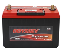ODYSSEY Extreme Series Battery ODX-AGM31A (31-PC2150T)