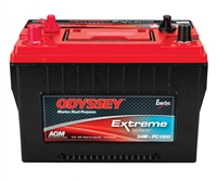 ODYSSEY Extreme Series Battery ODX-AGM34M (34M-PC1500ST)