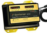 DUAL PRO Charging Systems - SS2  Two 10 Amp Banks  20 Amps 12V
