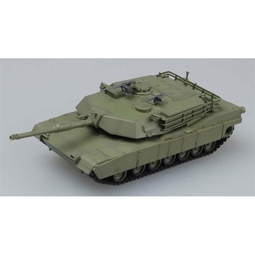 3466b60e36dd53 Easy Model 1/72 US Army M1A1 Main Battle Tank - Residence ...