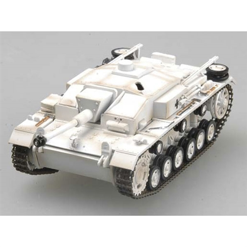 Easy Model 36145 Stug III Ausf.F Russia,1942 in 1:72