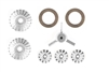 RC Diff. Bevel Gear Set