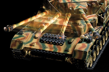 Tamiya 1/16th Radio Control German Panzer IV Tank