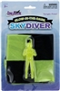 Glow-in-the-Dark Skydiver - 4 Color Options