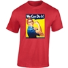 "Rosie the Riveter ""We Can Do It"" T-Shirt"