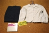 "1986 Dated, US Air Force , ""Shirt, Woman's, Cadet, Poly/Cotton (Long Sleeve), Belonging To A Woman, Cadet"