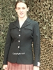 1980's to the 1990's period, US Navy, Woman's, Service Dress Uniform